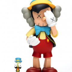 Kaws Pinnochio & Cricket!